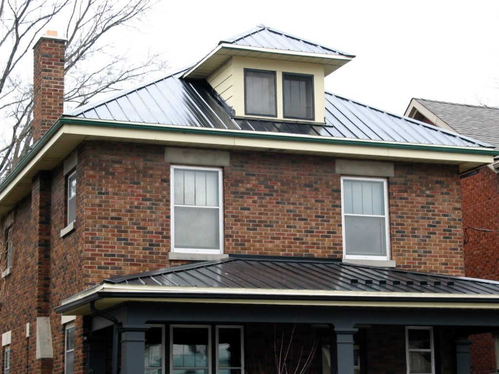 metal roofing replacment